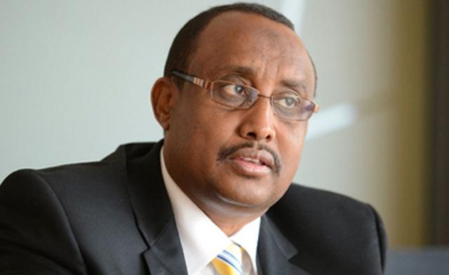 Somali Prime Minister Abdiweli Mohamed Ali