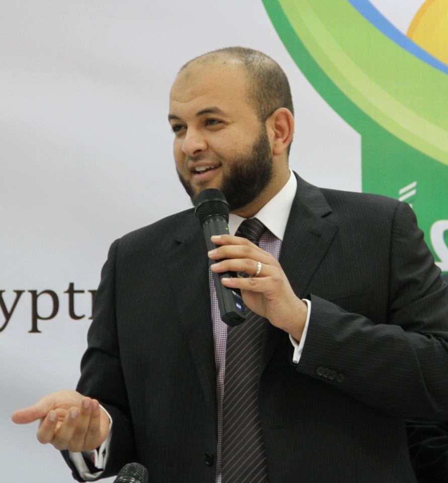 Ahmed Aref, Muslim Brotherhood spokesperson, arrested (File Photo )