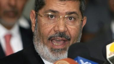 Ousted President Mohamed Morsi (AFP File Photo)