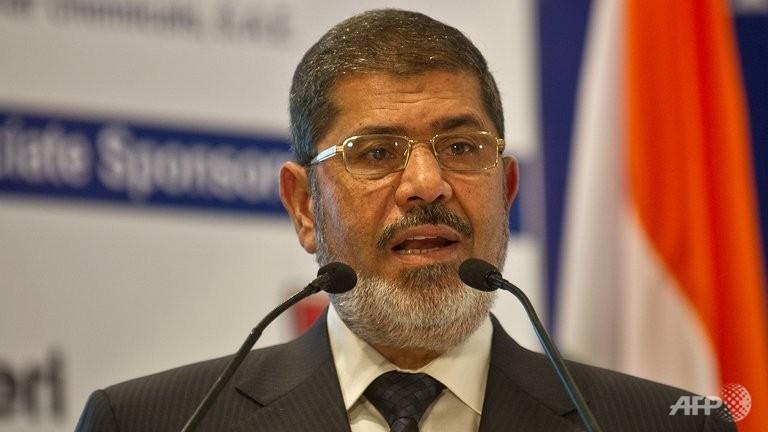 Former President Mohamed Morsi (AFP File Photo)