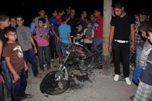 Israeli police spokeswoman Luba Samri told AFP on Monday that a barrage of over 20 rockets hit Israel early Monday (AFP, Said Khatib)